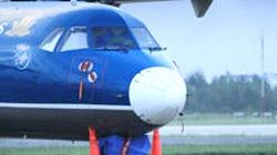 Cục hàng không ra công điện truy tìm... lốp máy bay bị rơi của VNA