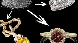 Chuyện chế tro cốt thành... kim cương ở Việt Nam