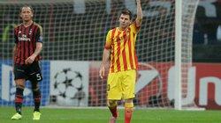 Messi thông nòng, Barcelona vẫn không đòi được nợ