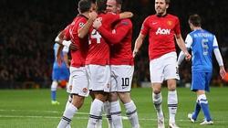 """Rooney """"hay cộng với may"""", M.U thắng tối thiểu"""