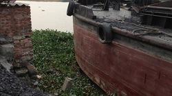 Hải Phòng: Phát hiện 2 thi thể buộc nhau trôi sông