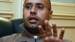 Libya quyết định xét xử con trai Muammar Gaddafi