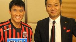 """Chủ tịch CLB Sapporo: """"Tôi tin Công Vinh sẽ ở lại Nhật Bản"""""""
