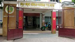 """Thực hư chuyện con dấu bị """"chiếm giữ trái phép"""" ở ĐH Hùng Vương TP.HCM"""