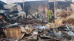 Chợ Hải Hà cháy tan hoang, Bộ Công an vào cuộc