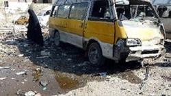 Iraq: 10 vụ đánh bom rung chuyển Baghdad