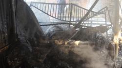 Cháy chợ Hải Hà: 3 ngày đốt lòng các tiểu thương