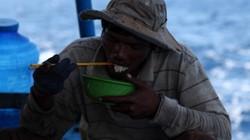 Miếng ăn trên biển mặn