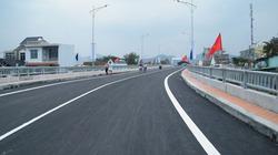 Thông xe cầu vượt đường sắt tại Đà Nẵng