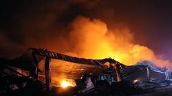 Cháy nhà máy không ảnh hưởng đến sản phẩm Diana ra thị trường