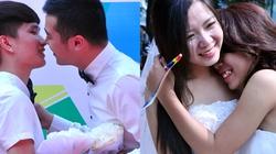 Hà Nội: Hai cặp đồng tính công khai làm đám cưới tại Công viên Thống Nhất