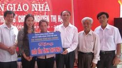 Hải Dương: Bàn giao nhà cho hội viên nghèo