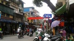 Nhà mặt tiền phố cổ Hà Nội không được xây quá 3 tầng