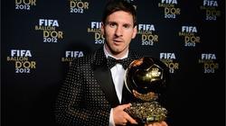NÓNG: Danh sách đề cử Quả bóng Vàng FIFA 2013