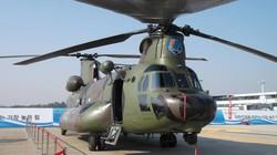 Hàn Quốc khoe hàng loạt vũ khí, máy bay chiến đấu hàng khủng