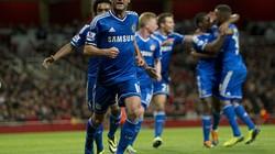 Hạ Arsenal 2-0, Chelsea thẳng tiến vào tứ kết