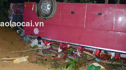 Tài xế xe khách lao xuống vực làm 7 người tử nạn ra đầu thú