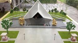 Khởi công công trình nâng cấp Nghĩa trang liệt sĩ A1, Điện Biên