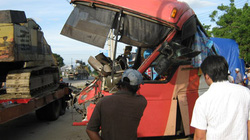 Tai nạn liên hoàn ở Ninh Thuận: Nạn nhân đã kể lại được sự việc