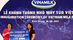 Vinamilk và niềm tự hào Việt Nam