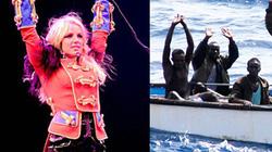 Đánh đuổi cướp biển Somalia bằng... giọng hát của Britney Spears