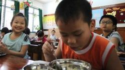 Vụ bớt miếng ăn của học sinh Tiểu học: Thừa xô thịt do... chia nhầm