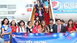 2 chuyến bay miễn phí đưa sinh viên và công nhân về quê ăn tết