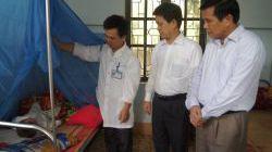 Hà Giang: Tập trung ngăn chặn dịch sởi