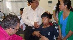 Lâm Đồng: Phẫu thuật chữa sẹo bỏng cho trẻ nghèo