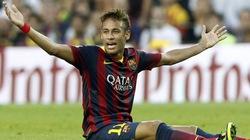 """Neymar trổ tài """"đóng kịch"""" siêu đẳng"""