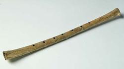 SỐC: Phát hiện ống sáo siêu cổ 9.000 năm tuổi