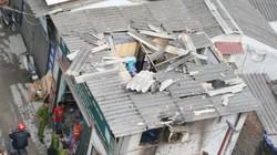 Hà Nội: Nổ tung cửa hàng gas, 1 người nhập viện