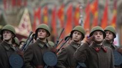 Nga tái hiện cuộc duyệt binh huyền thoại trên Quảng trường Đỏ