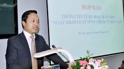 Tối nay công bố Ngày pháp luật Việt Nam