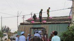 Hà Tĩnh: Di dời trên 50.000 người dân ven biển tránh siêu bão