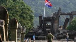 """Biên giới Thái Lan – Campuchia lại """"nóng"""" trước ngày phán quyết"""