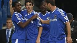 Hazard lập công chuộc tội, Chelsea tránh trận thua xấu hổ