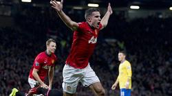 "M.U 1-0 Arsenal: Van Persie ""bắn hạ"" Pháo thủ"