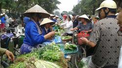Dân Hà Nội đổ xô mua đồ tích trữ cho siêu bão