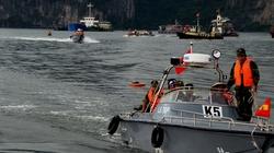 Quảng Ninh: Tàu thuyền từ ngoài khơi ùn ùn kéo về nơi trú bão