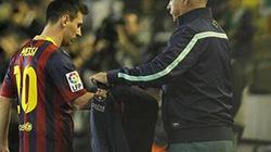 """Barcelona trả giá đắt bằng """"thương đau"""" của Messi"""