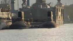 NÓNG: Tàu ngầm Kilo Hà Nội khởi hành về Cam Ranh