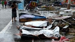 Người Việt ở Philippines có gặp họa vì siêu bão Hải Yến?