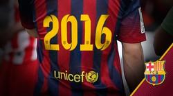 Barcelona gia hạn tài trợ áo đấu với UNICEF