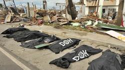 Cảnh tượng khó tin sau siêu bão ở Tacloban qua ống kính PV Dân Việt