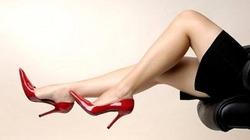 Giày cao gót: Gợi cảm nhưng đau đớn
