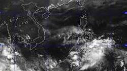 Áp thấp nhiệt đới đang tiến về biển Đông,  có thể thành bão