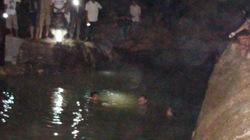 Tắm ở hố nước, 2 học sinh THCS chết thảm