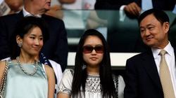 Hai con gái của Thaksin bác tin theo chân cha ra nước ngoài