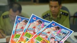 Bắt xe tải chở 1 tấn hàng Trung Quốc mang nhãn mác Việt Nam